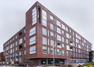 WY. Architecten - hoekaanzicht Welgelegenpark Apeldoorn