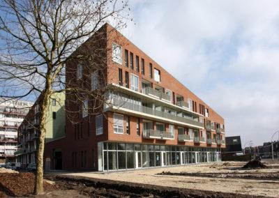 WY. Architecten - zorgwoningen Zernikeborgh Hengelo