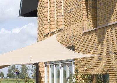 WY.architecten - Woonhuis Wagenberg: passief huis