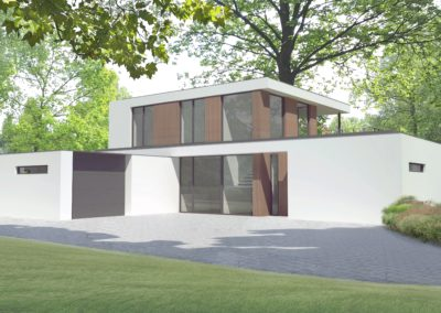 WY.architecten - Woonhuis Mierlo