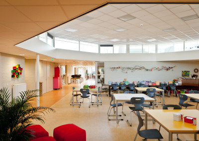 WY.architecten - Bredeschool 't Busseltje