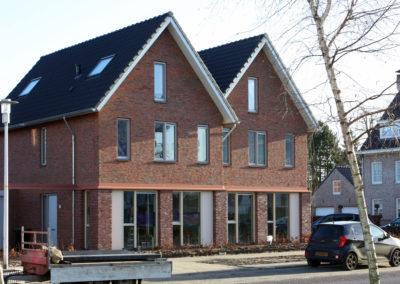WY.architecten - Woningen Zuidbroek Apeldoorn
