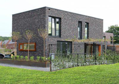 WY.architecten - Woonhuis Blixembosch buiten