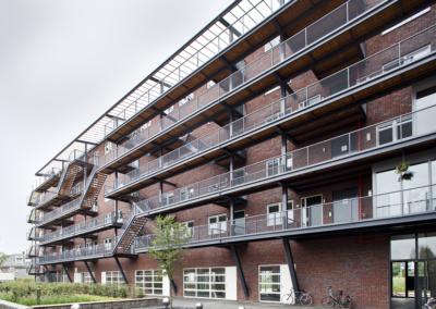 WY. Architecten - welgelegenpark Apeldoorn