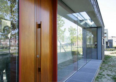 WY.architecten - Woonhuis De Bruijn