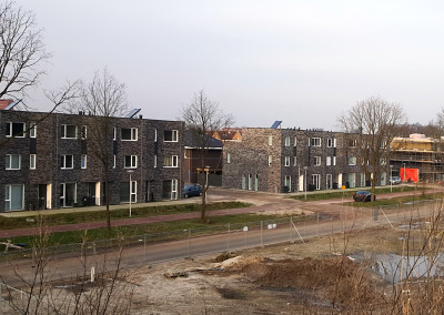 WY.architecten - Collectief Privaat Opdrachtgeverschap: Blixembosch
