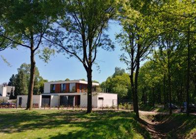 WY. Architecten - woonhuis Mierlo
