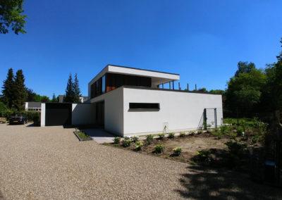 WY. Architecten - oprit woonhuis Mierlo