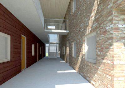 WY. Architecten - zorgappartementen Heugem