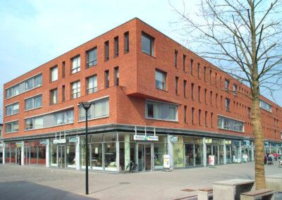 WY. Architecten - slangenbeek hoek Hengelo